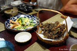 こちら沖縄のお料理